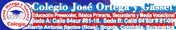 Colegio Jose Ortega y Gasset